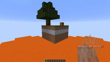 Hunterifics Skyblock Survival para Minecraft