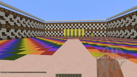 Do Not Laugh Arena para Minecraft