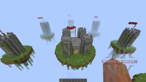 Castle Map for SkyWars [1.8][1.8.8] para Minecraft