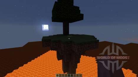Ultimate Creative World lava para Minecraft