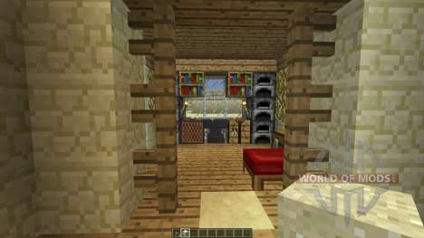 AMBROSIA Simple Desert House [1.8][1.8.8] para Minecraft