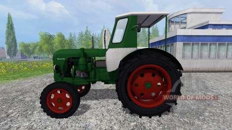 Famulus RS 14-36 para Farming Simulator 2015