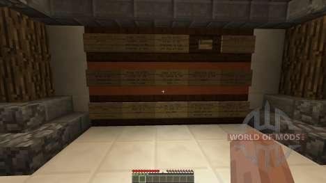 Burgers Minecraft minigame para Minecraft