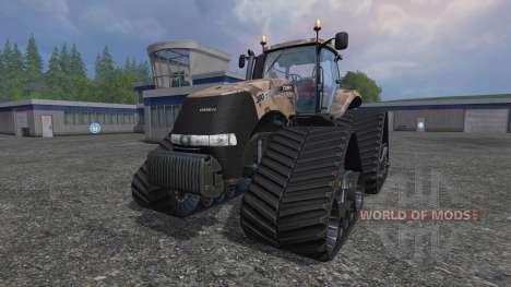 Case IH Magnum CVX 380 Quadtrac v1.2 para Farming Simulator 2015