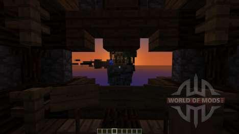 Rush Map para Minecraft