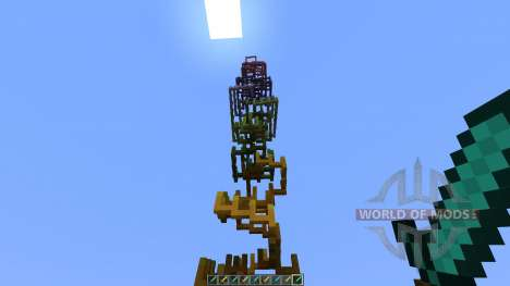 Symmetry 255 para Minecraft