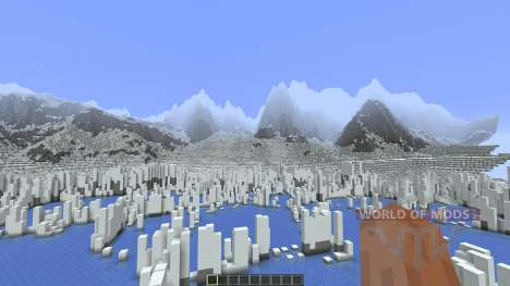 Hesho Lake Thanks PMC para Minecraft