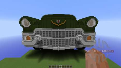 1954 Cadillac Fleetwood [1.8][1.8.8] para Minecraft