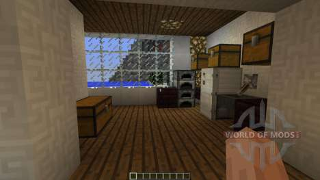 Modern Minecraft Home para Minecraft