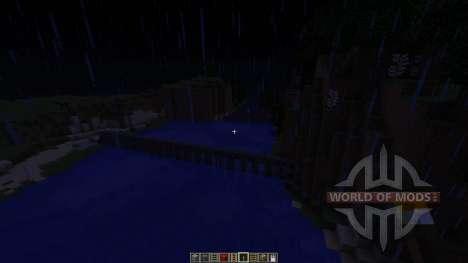 The Hunger Games world para Minecraft