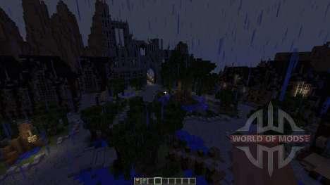Medieval Hub 2 para Minecraft