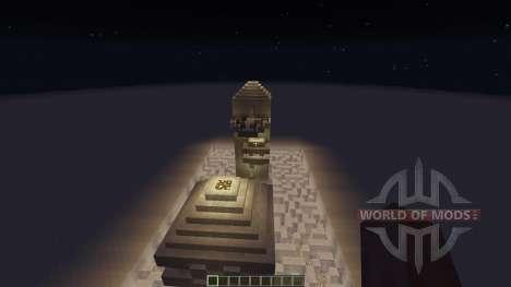 Small Maze Parkour Map para Minecraft
