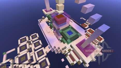 Space Games para Minecraft