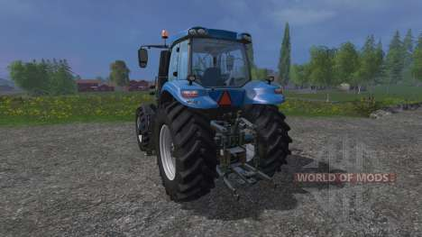 New Holland T8.435 v3.0 para Farming Simulator 2015