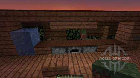Life Ultramodern Eco House para Minecraft