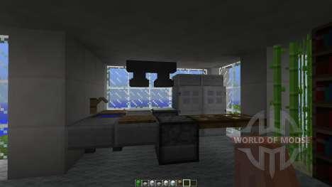 A Modern House para Minecraft