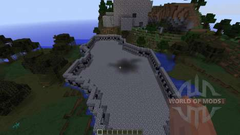 HARDCORE MAP: Minecraft Battle Coliseum para Minecraft