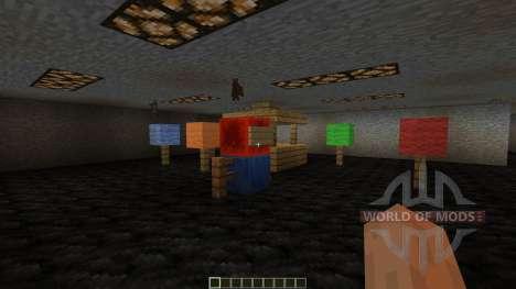 Freddys Fazbears Pizzaria 2 para Minecraft