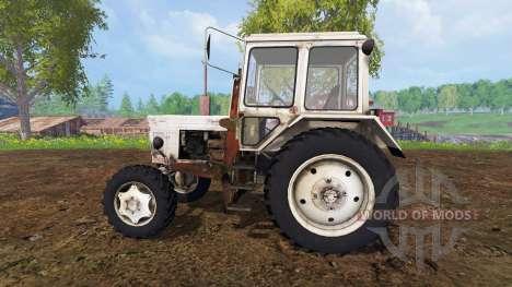 MTZ-80 v2.2 para Farming Simulator 2015