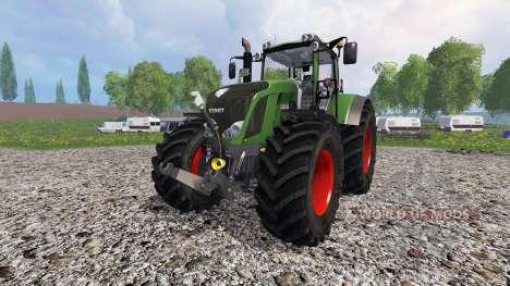 Fendt 828 Vario v4.2 para Farming Simulator 2015
