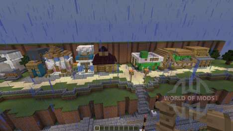 Animal Crossing New Leaf in Minecraft para Minecraft