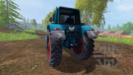 MTZ-82 cargador frontal para Farming Simulator 2015