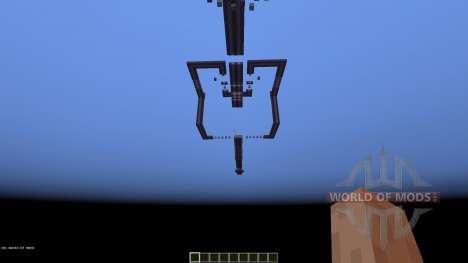 ParkourRaceBlueLapis para Minecraft
