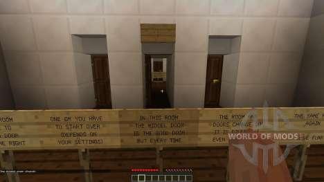 Open the door para Minecraft