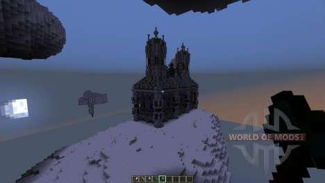 Airum The Cloud Manor para Minecraft