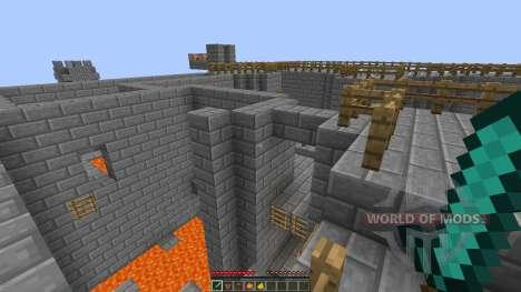 Bkajnls Castle CTF map [1.8][1.8.8] para Minecraft