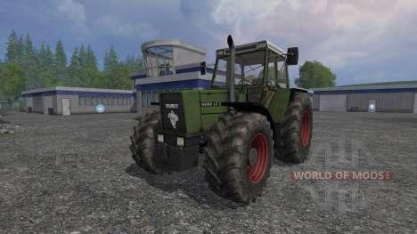 Fendt 611 LSA para Farming Simulator 2015