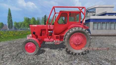 МТЗ-50 rojo edición para Farming Simulator 2015