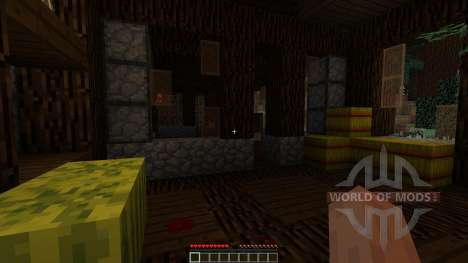 Walls Map The Forgotten Mountain [1.8][1.8.8] para Minecraft