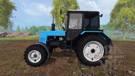 MTZ-892 v1.5 para Farming Simulator 2015