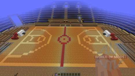 TartTV Centre Basket Ball [1.8][1.8.8] para Minecraft