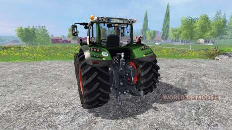 Fendt 724 Vario SCR v4.5 para Farming Simulator 2015