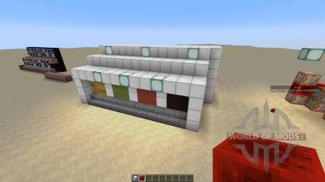 Banner Clock para Minecraft