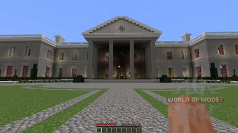 Whitemarsh Hall para Minecraft