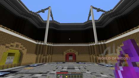 The PvP arena [1.8][1.8.8] para Minecraft