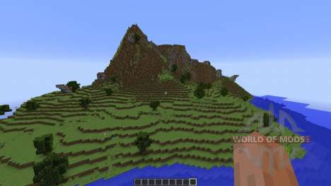 Mini cool Island para Minecraft