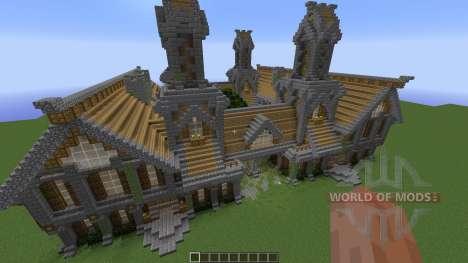 Medieval Rustic Inn para Minecraft