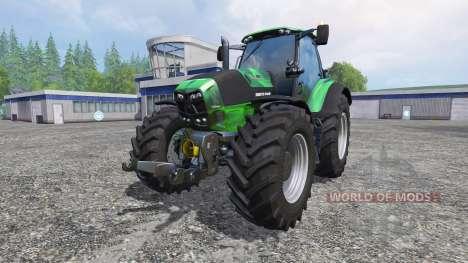 Deutz-Fahr Agrotron 7250 NOS Hardcore para Farming Simulator 2015