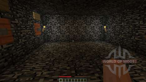 The TEST-chambers para Minecraft