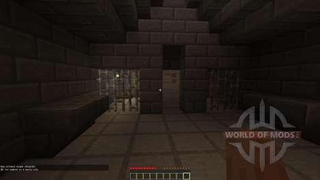 Escape From Zanzer Tems Dungeon [1.8][1.8.8] para Minecraft