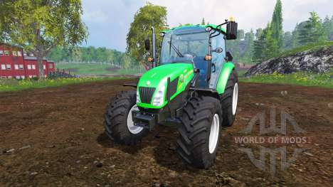New Holland T4.115 v1.1 para Farming Simulator 2015