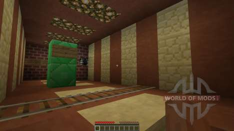 Minecart Rush para Minecraft