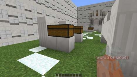 TNT Wars Map para Minecraft