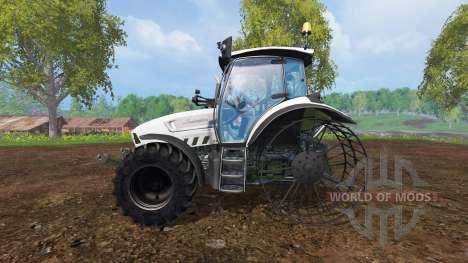 Lamborghini Nitro 120 Cage Wheels para Farming Simulator 2015