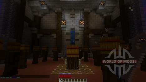 Triple Digits Arena [1.8][1.8.8] para Minecraft