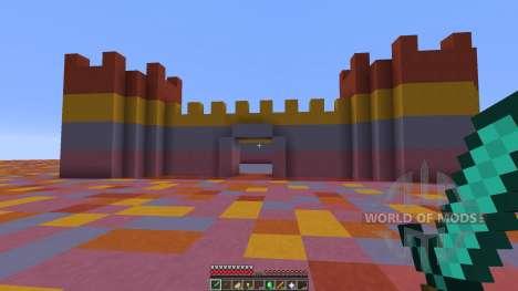Candyland Custom terrarin para Minecraft